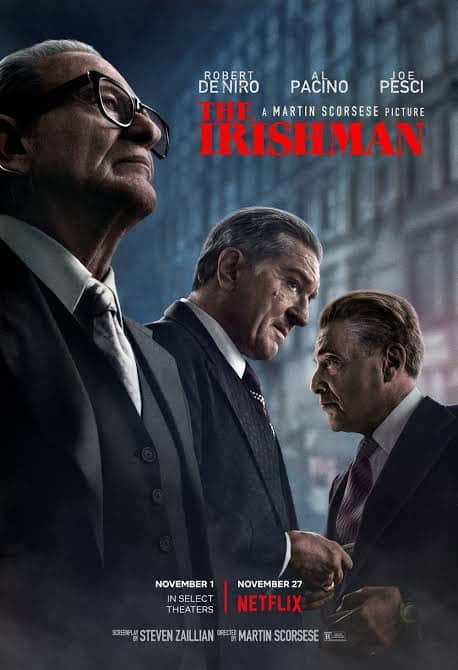 Netflix Claims That More Than 26 Million People Watched The Irishman In Seven Days