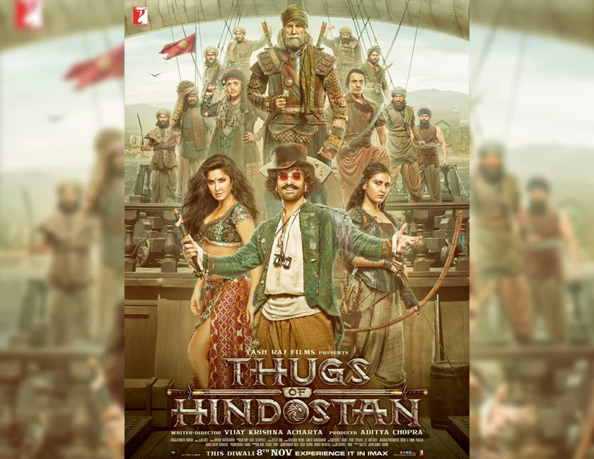 5 Big Box Office Records That Aamir Khan and Amitabh Bachchan Starrer Thugs Of Hindostan Is Expected To Shatter