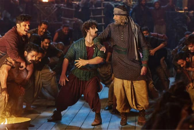 5 Reasons Why Big B-Aamir's Thugs Of Hindostan Will Open The 400 Crore Club For Bollywood