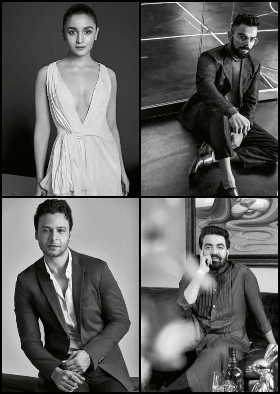Virat, Alia, Varun, Ayushmann, Keshav Sur, Prabhat Choudhary And Others Feature In GQ's 50 Most Influential Young Indians Of 2018