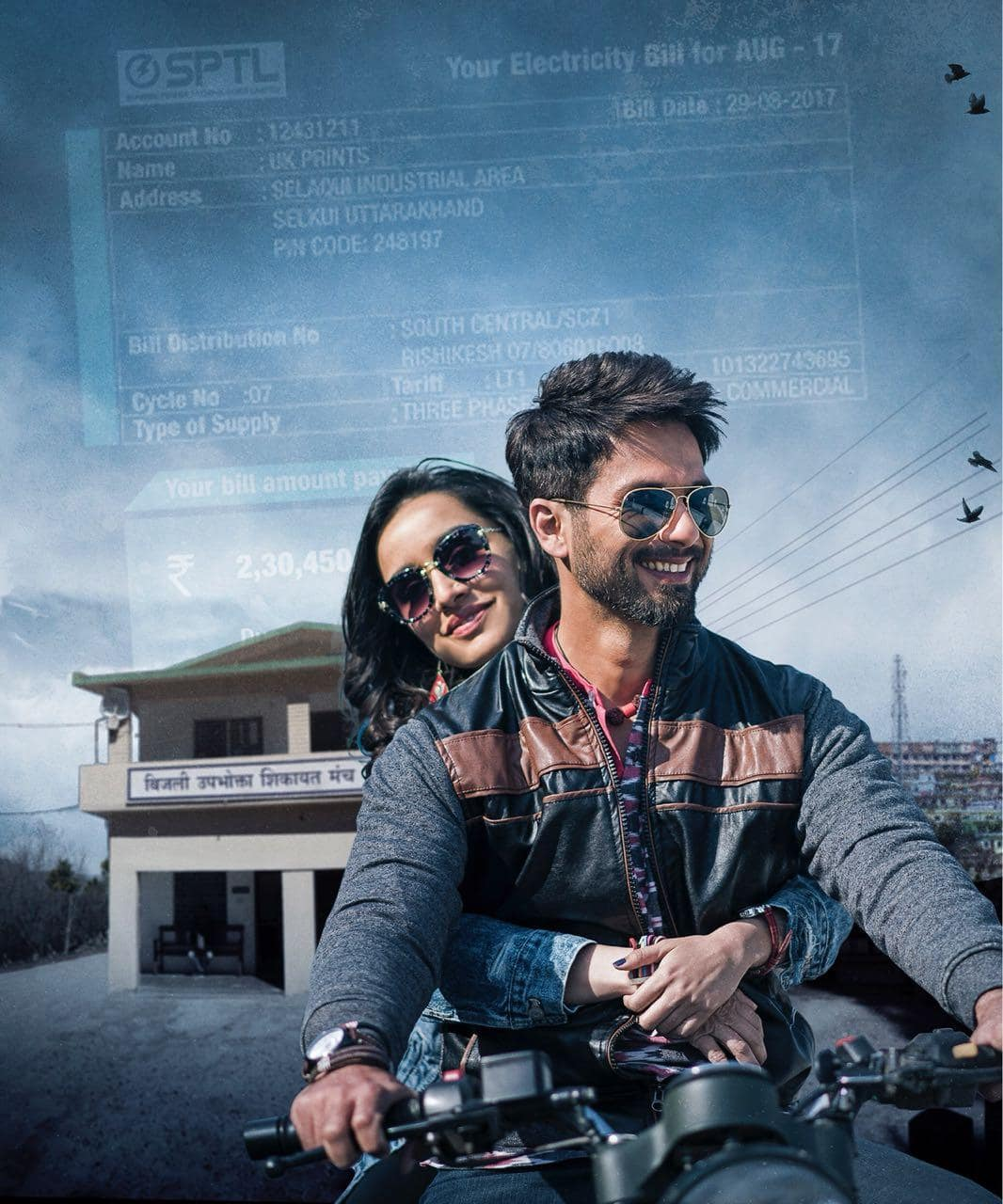Shahid Kapoor and Shraddha Kapoor starrer Batti Gul Meter Chaalu trailer to be launched today