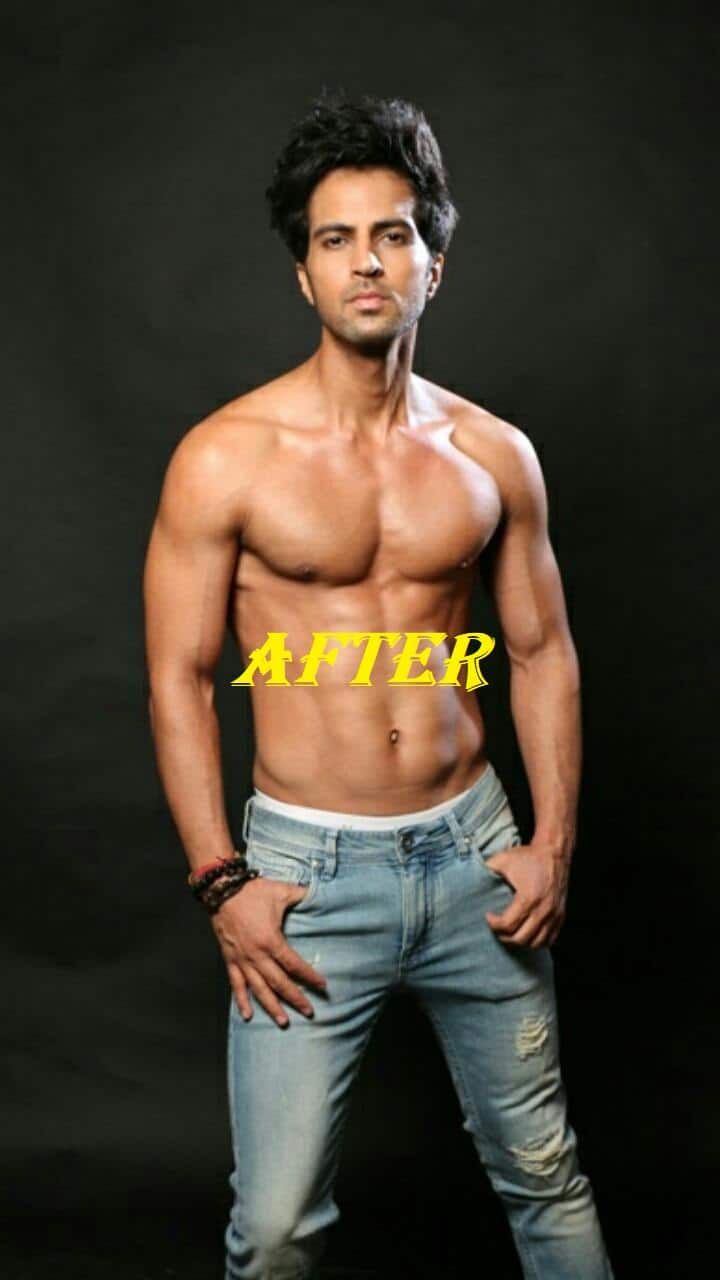 TV Actor Ahwaan Kumar Shares The Secret Of His Newly Beefed Up Bod