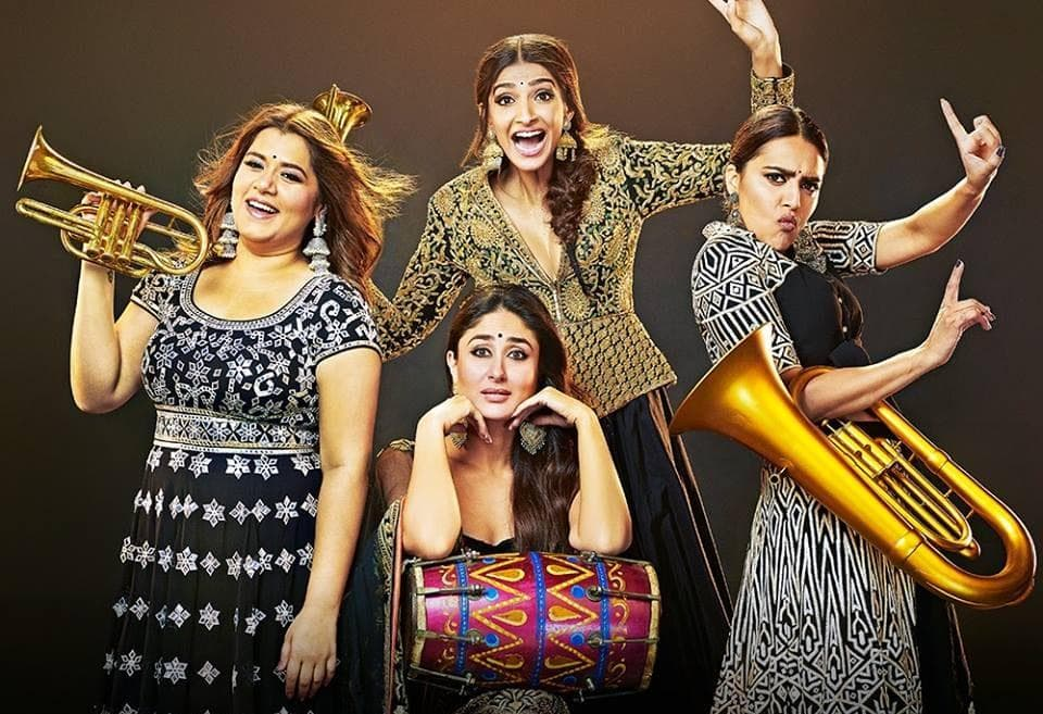 Bollywood Actresses Who Rocked Women Centric Films At The 2018 box office!