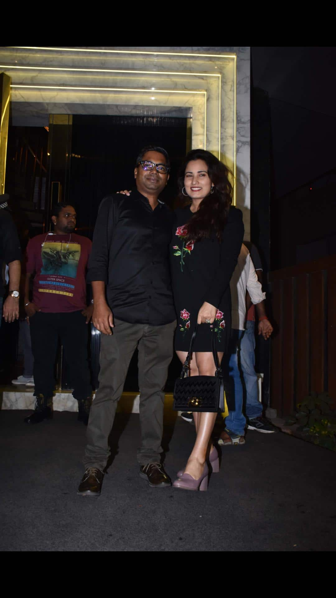 See Pics: Raj Kumar Gupta wraps up the shoot of India's Most Wanted; Throws A Party