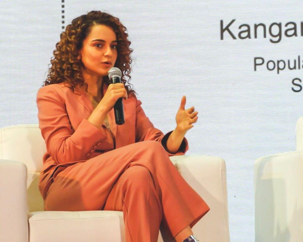 Even success is a catalyst for bullying and harassment for women: Kangana Ranaut