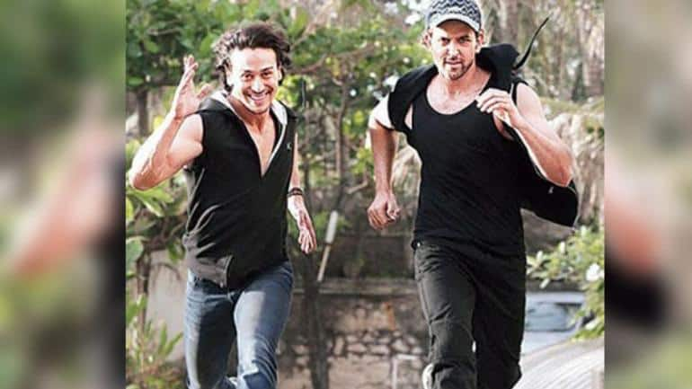 Hrithik Roshan and Tiger Shroffs film titled Fighters