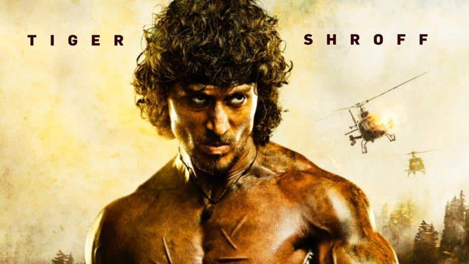 Rambo Remake: Prabhas Approached To Replace Tiger Shroff In The Film? Read  Details... - DesiMartini