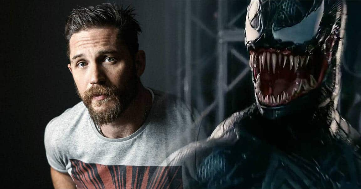 Tom Hardy On Playing Venom: I Wanted To Do Something My Son Could Watch
