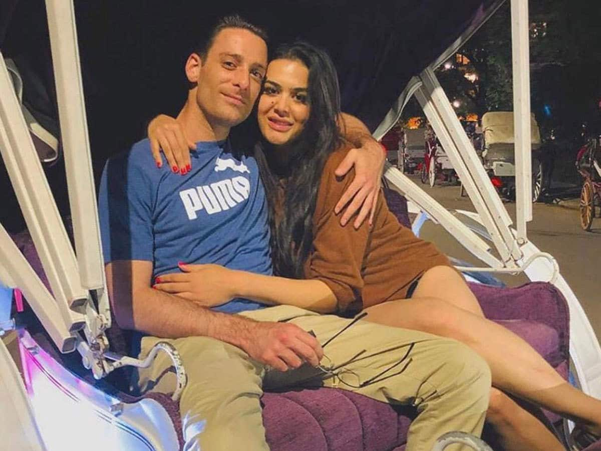 Sanjay Dutts Daughter Trishala Dutt MOURNS Boyfriends Death!