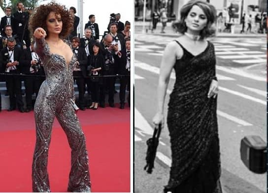 Revealed - Actress Kangana Ranaut To Leave For Cannes On This Date