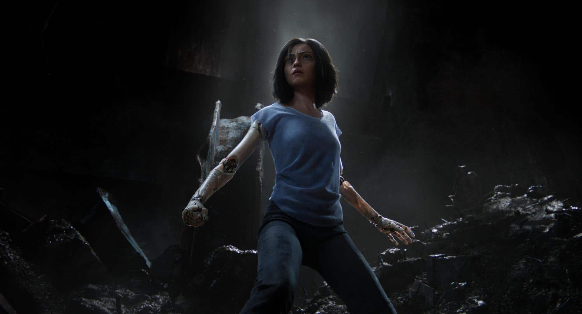 Roberto Rodriguez And James Cameron Were Appealing To Me – Roza Salazar On Her Roe in Alita Battle Angel