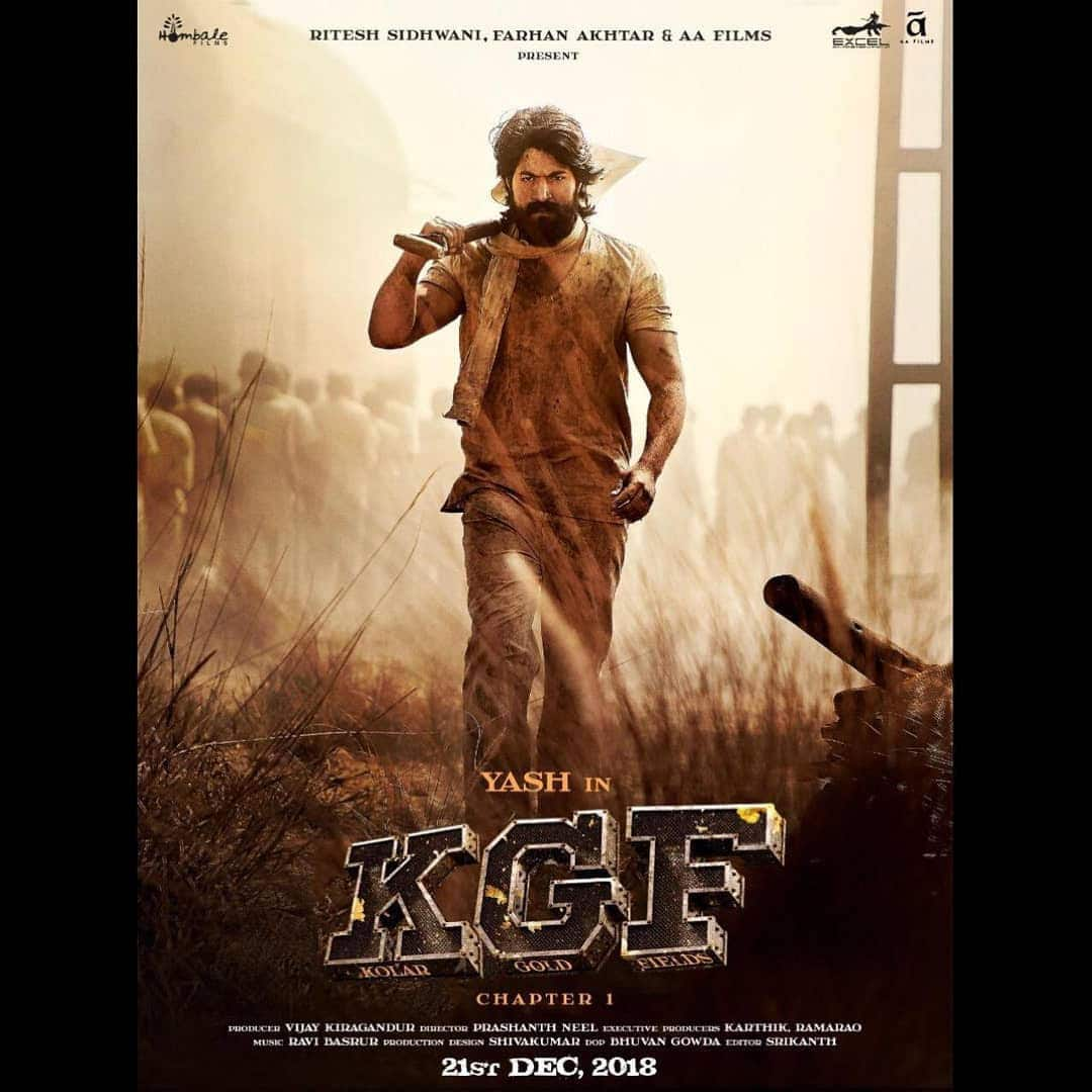 Not Just An Exceptional Start But KGF Chapter 1 Also Trends On Weekdays At The Box Office