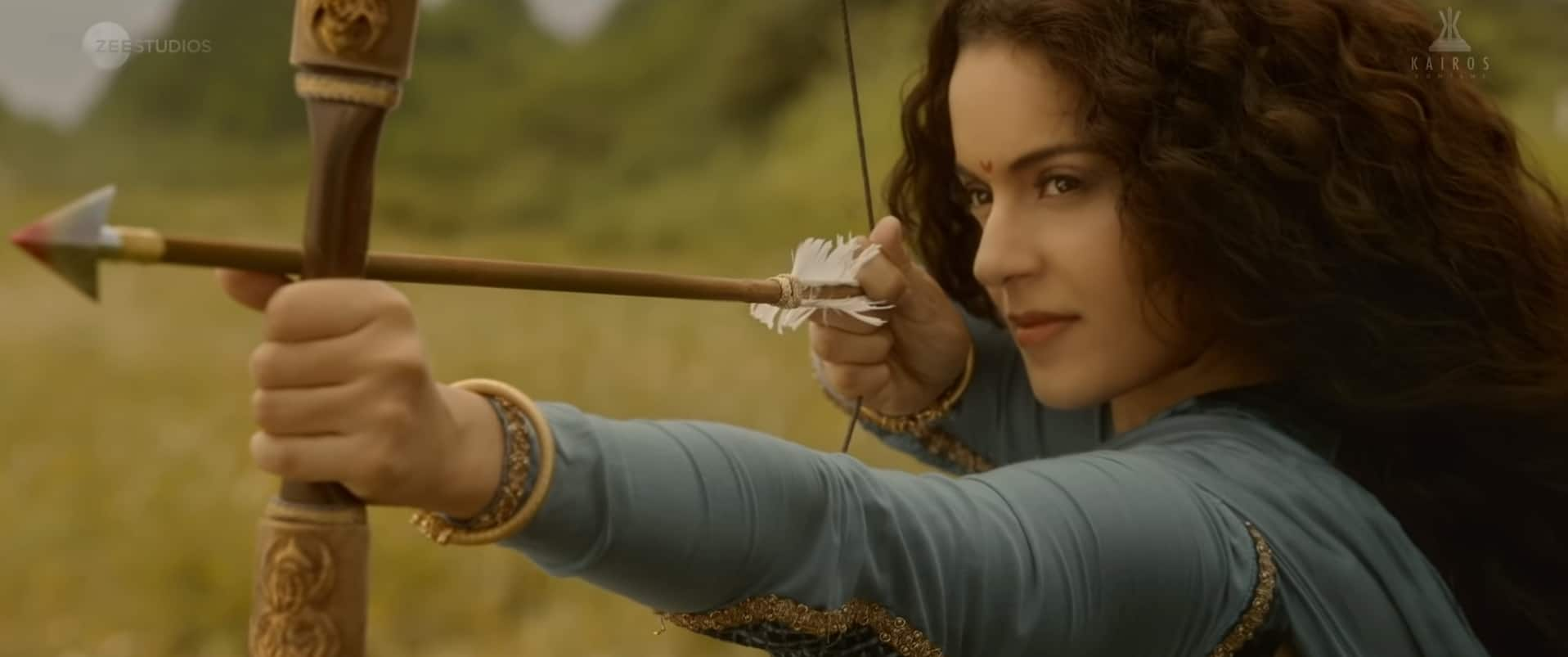 Manikarnika Movie Review: Manikarnika is Grit, It is Determination, It is KANGANA RANAUT