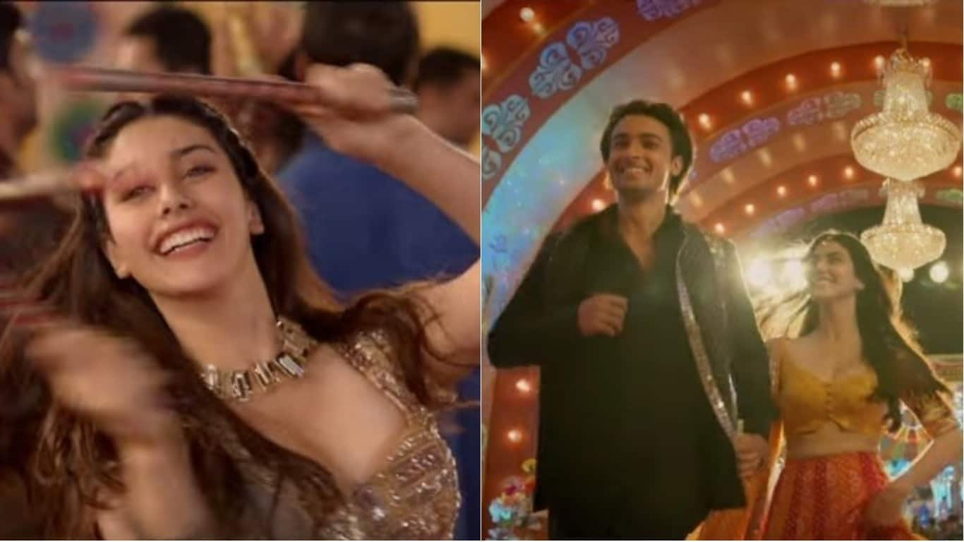 आयुष शर्मा की फिल्म 'लवरात्रि' का टीज़र देखने के बाद आप सोचेंगे कि ये फिल्म क्यों ही बनी है !