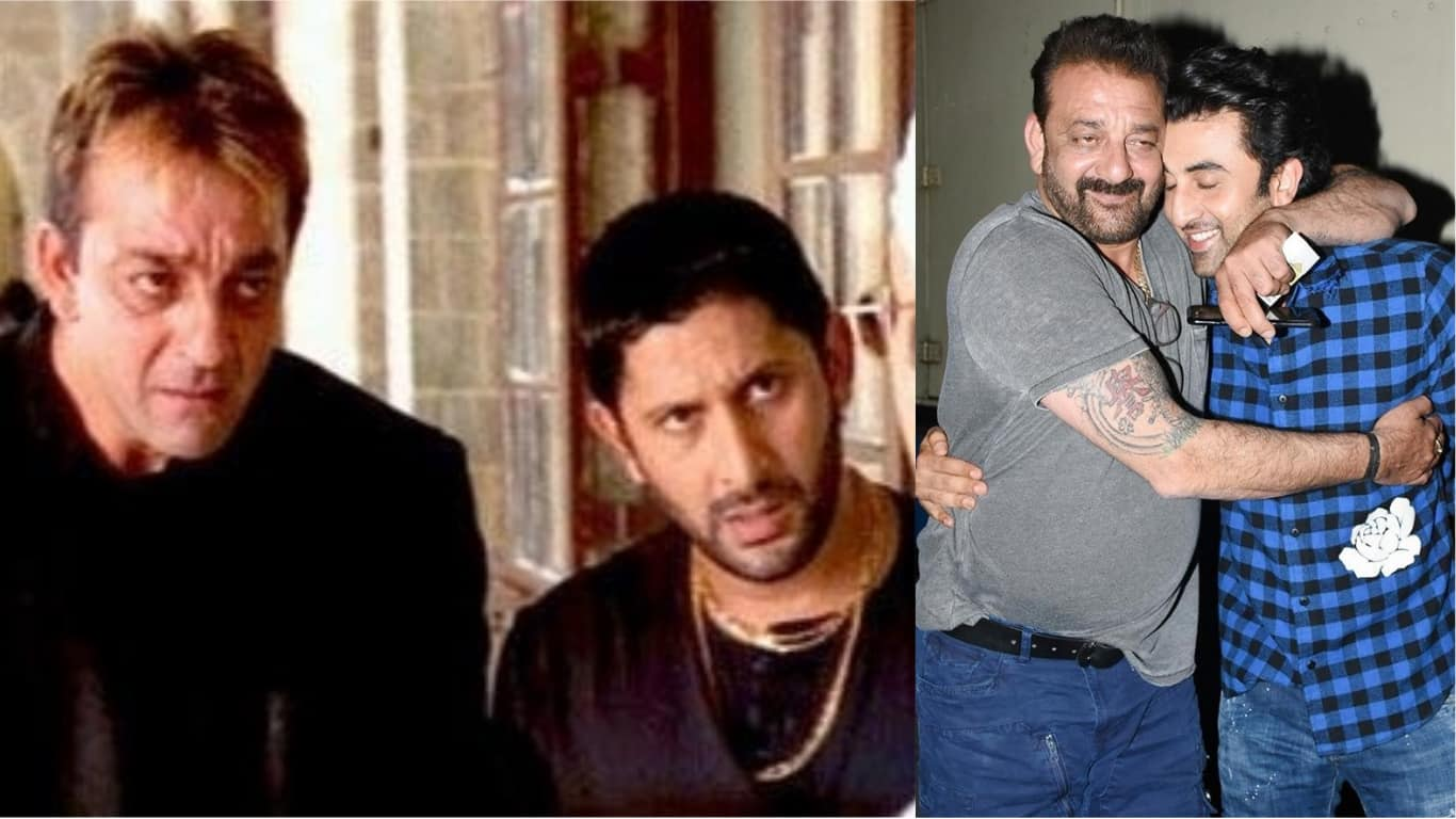 Arshad Out - Ranbir To Play CIRCUIT In The Mumna Bhai Sequel?