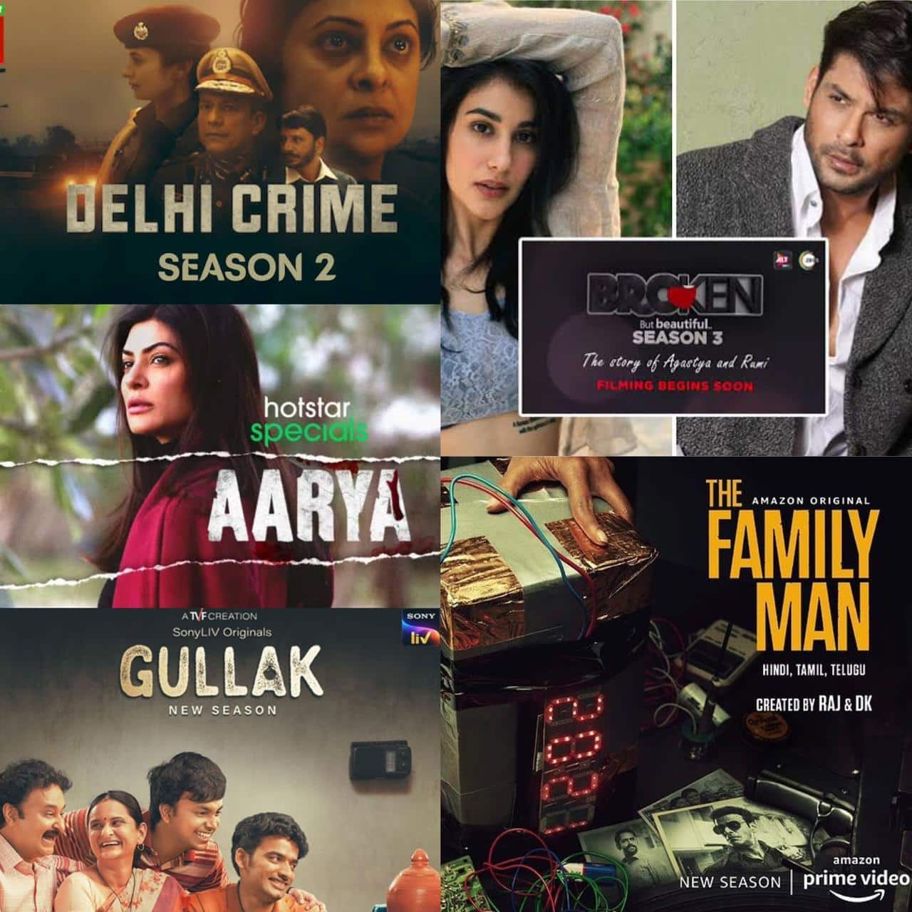 The Family Man 2, Aarya 2 & Other New Seasons Of Popular Series Which We Can Binge-Watch In 2021