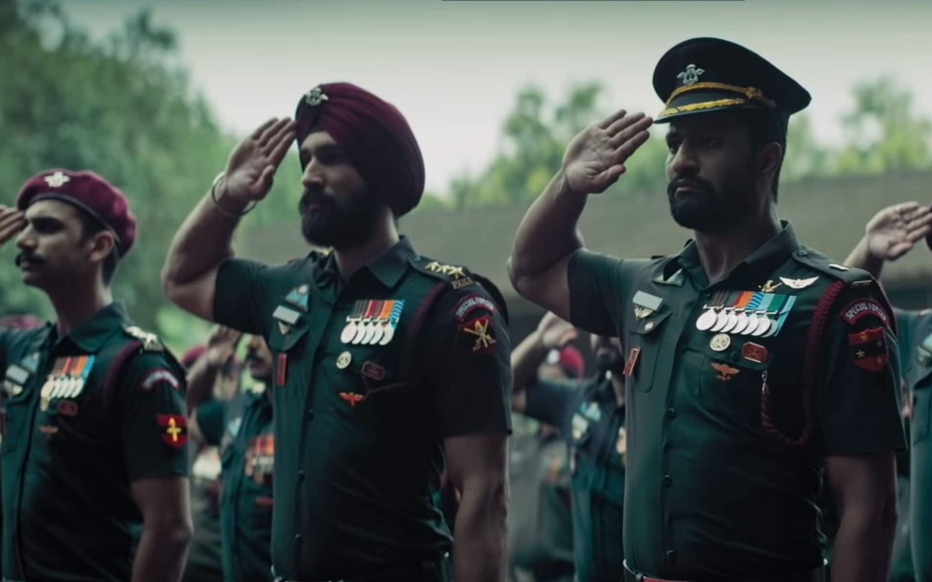 Wondering Why 2019 Film Uri: The Surgical Strike Was Considered For National Award This Year? Here's The Answer