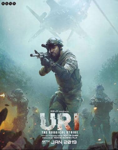 Uri: The Surgical Strike Box Office: Vicky Kaushal's Movie Is Unstoppable Even On Weekdays, Inches Closer To The 50 Cr. Mark