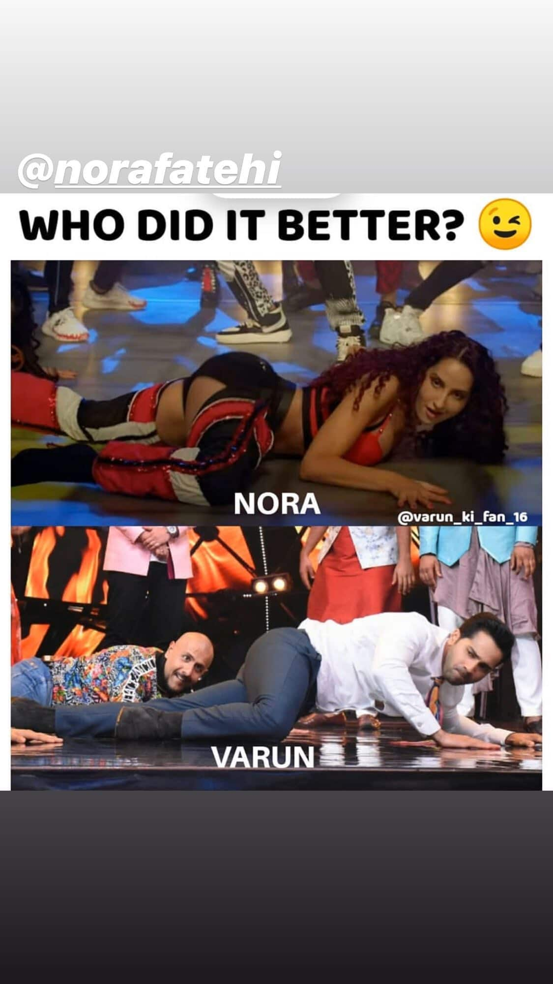 Varun Dhawan Gives Nora Fatehi's 'Garmi' Moves A Hilarious Twist With Indian Idol Judge Vishal Dadlani, Asks 'Who Did It Better?'