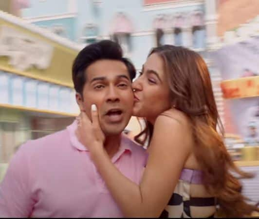 Coolie No. 1's Mirchi Lagi Toh Song Takes You Back To The 90s With Jazzier Visuals; Watch