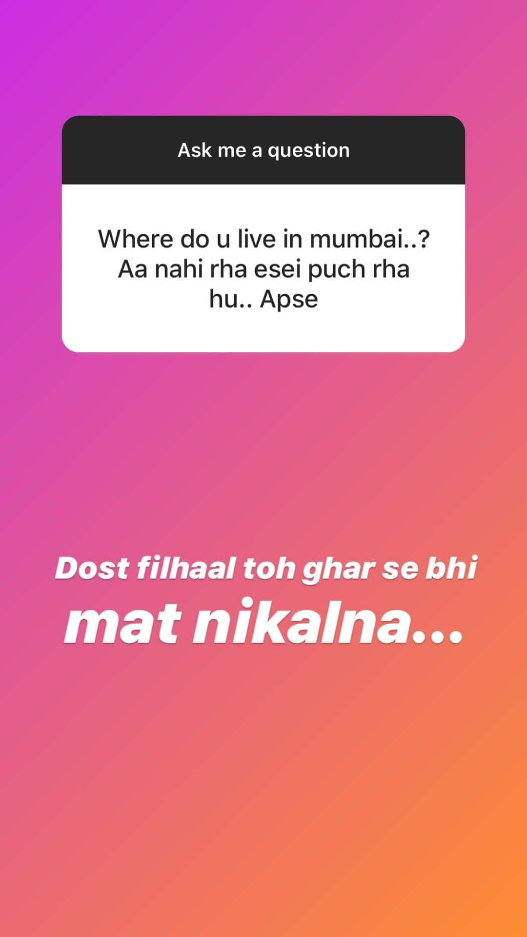 Fan Asks Vicky Kaushal His Secret Actor Replies 'I Haven't Showered Yet Today'; Also Answers A Fan Asking For His Address