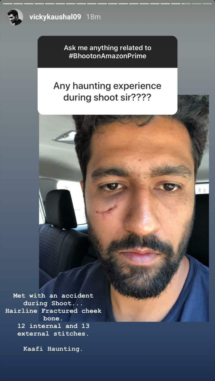 Vicky Kaushal Reveals His Haunting Experience While Shooting Bhoot; Janhvi Bakes A 'Special' Cake For Khushi