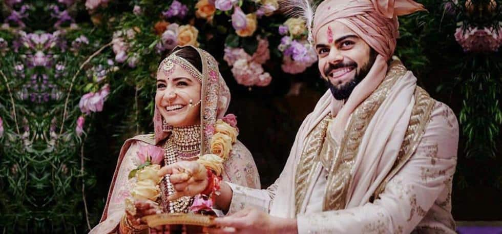 """Anushka Sharma Shares Her Wedding Video On Their First Anniversary Where Virat Kohli Proudly Proclaims Her As """"My Wife""""!"""