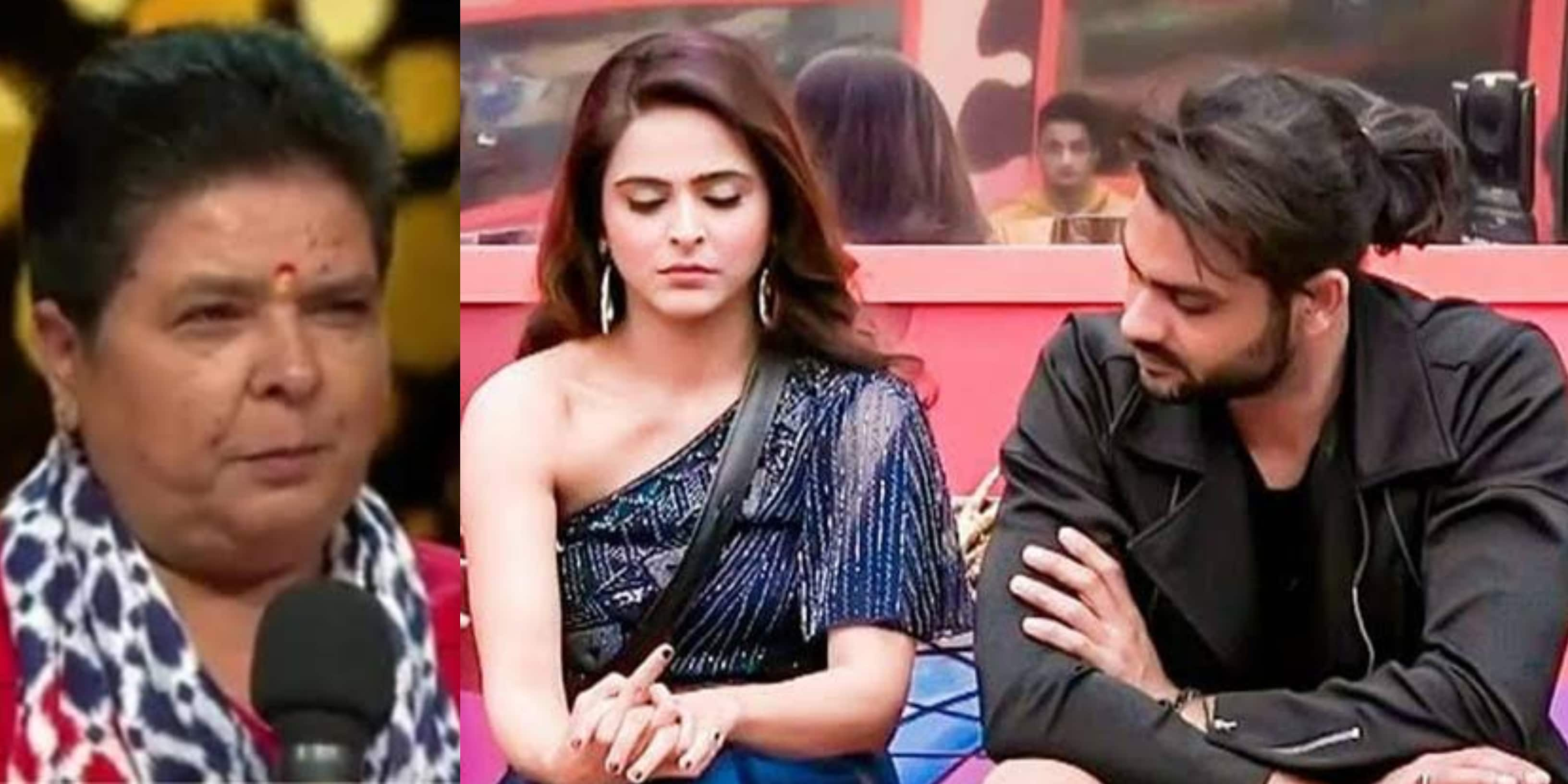 Bigg Boss 13: Madhurima Tuli's Mother Reacts To Vishal Aditya Singh's Eviction; Says 'I Can't Hate Him'