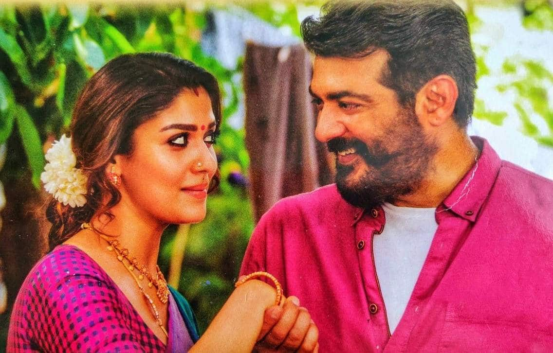 'Viswasam' screened in 73 theatres while 'Petta' was accommodated in 67
