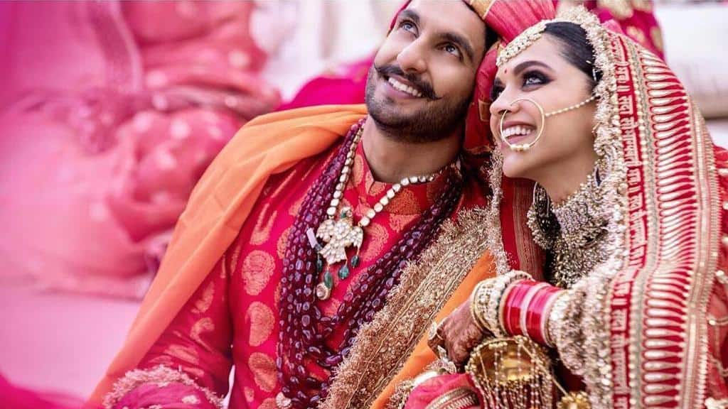 Ranveer Singh Saying He Married The Most Beautiful Girl In The World Has Reduced Us Into a Puddle