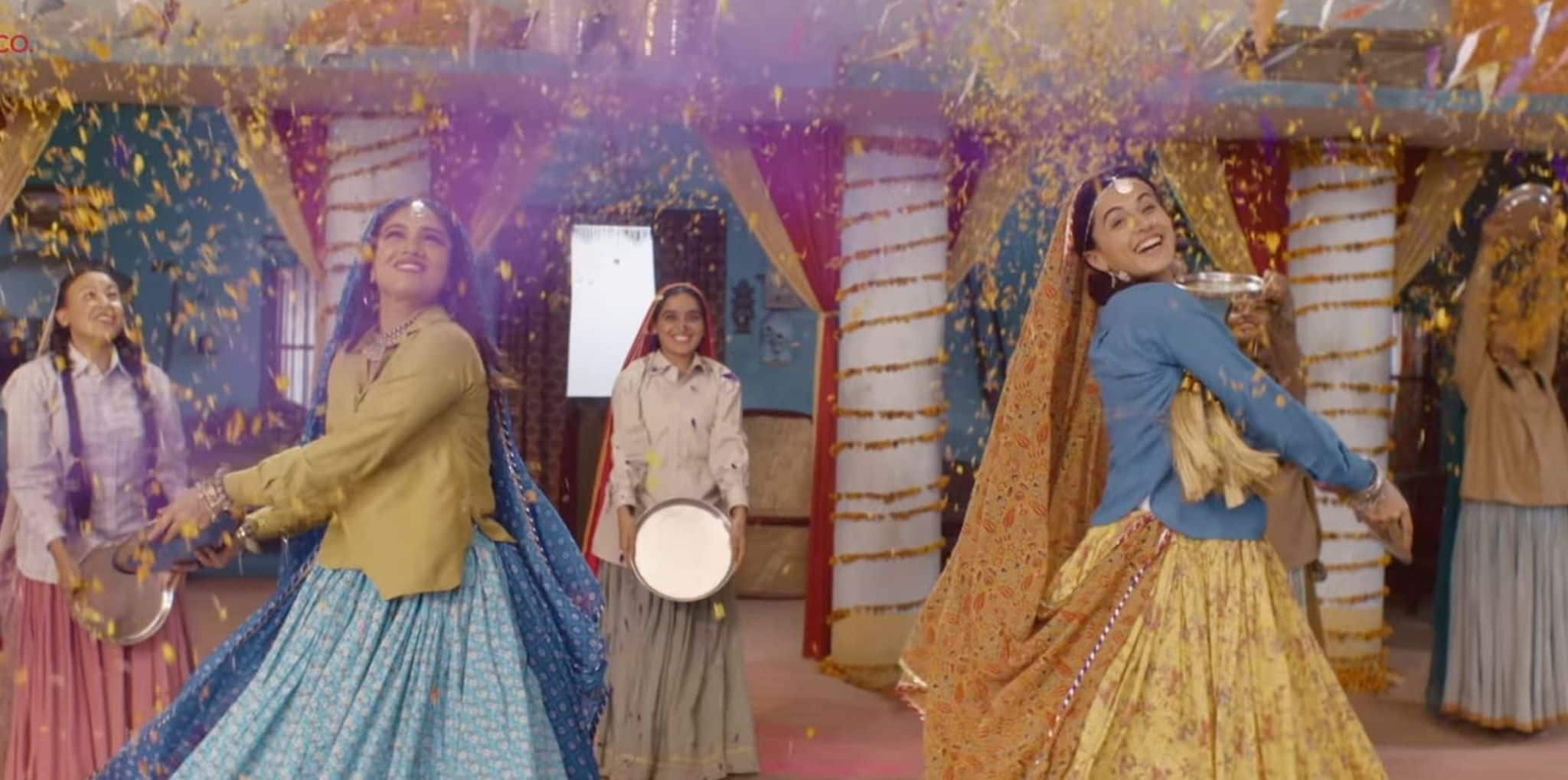Saand Ki Aankh's New Song Womaniya Is A Cool And Catchy Ode To The Indomitable Feminine Spirit