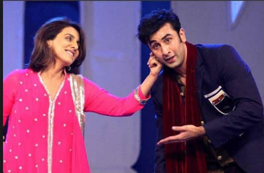 5 Things That Convinced Us That Ranbir Kapoor Is A Mama's Boy And Made Us Gush Over Him And Neetu Singh