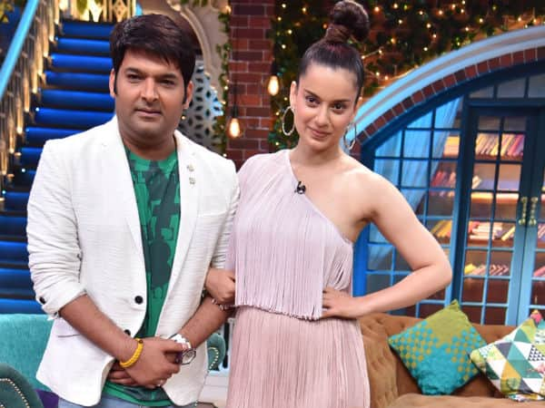 Kangana Ranaut Says Karan Johar Has A Show To Discuss The Color Of People's Underwear, Takes A Jibe At Ranbir As Well