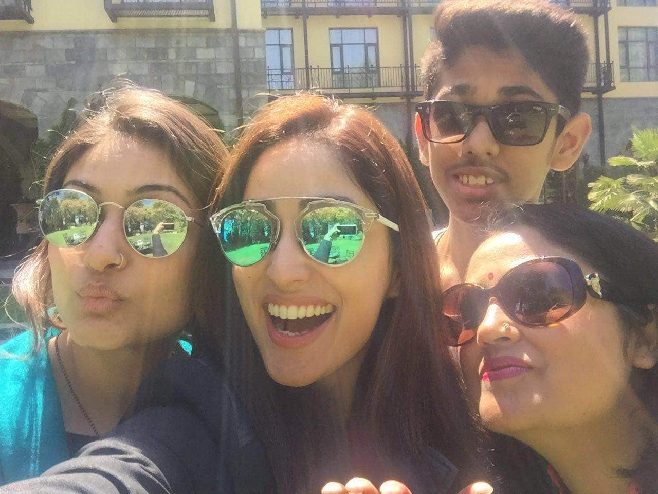 Yami Gautam Takes A Break From Bala Promotions And THIS Is The Reason...