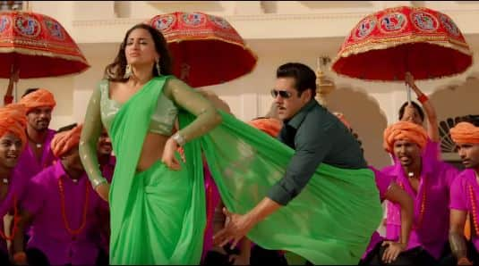 Salman Khan-Sonakshi Sinha's love romance is a hit in Yu Karke