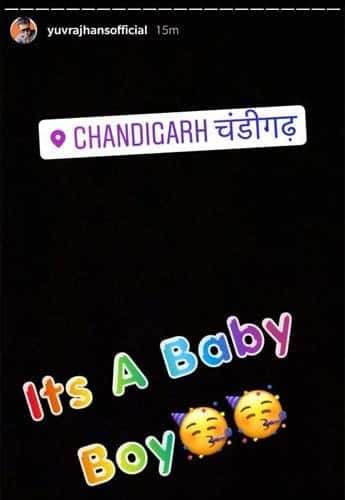 Choti Sarrdaarni Actress Mansi Sharma And Husband Yuvraj Hans Become Parents, And 'It's A Boy'!
