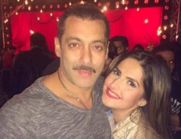 Zareen Khan Says She Can't Be A Part Of Salman Khan's Bigg Boss Because She Has Zero Tolerance To Nonsense