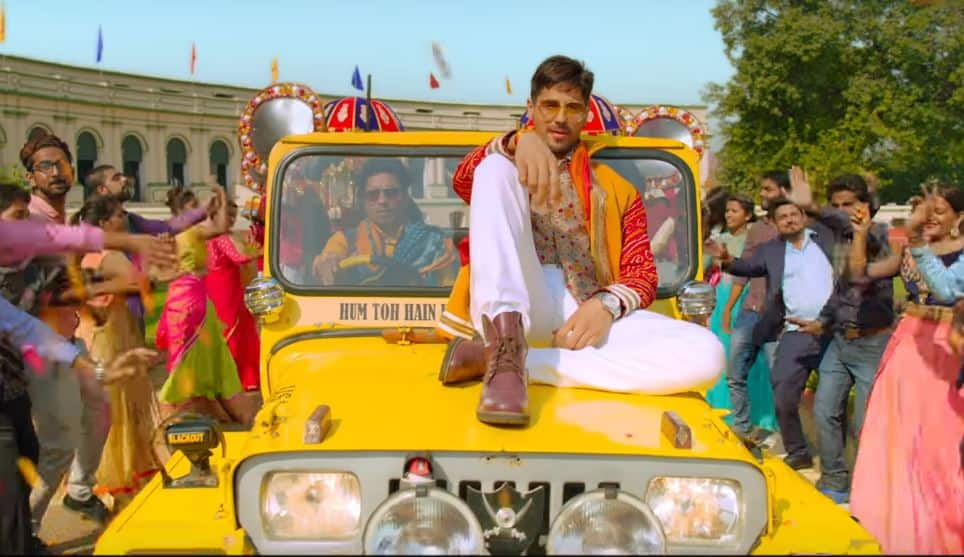 Jabariya Jodi's Zilla Hilela Song: The Bhojpuri Classic Gets A Colourful Twist With Sidharth Malhotra And Elli Avram