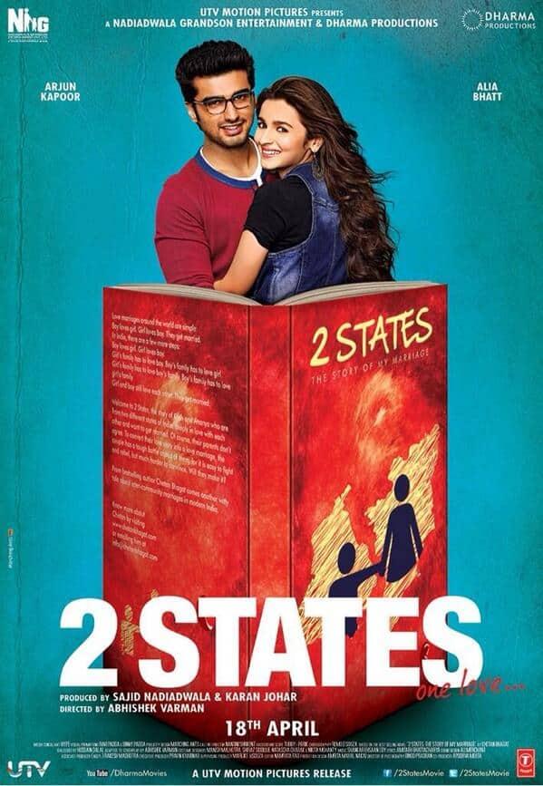 2 States Latest Poster Unveiled Desimartini