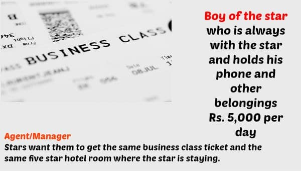 Bollywood Budgets: A Star's Spot Boy Earns More than the Producer's Chartered Accountant