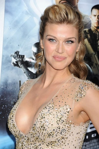 Adrianne Palicki goes lucky after G.I. Joe Retaliation, says getting lot of action films