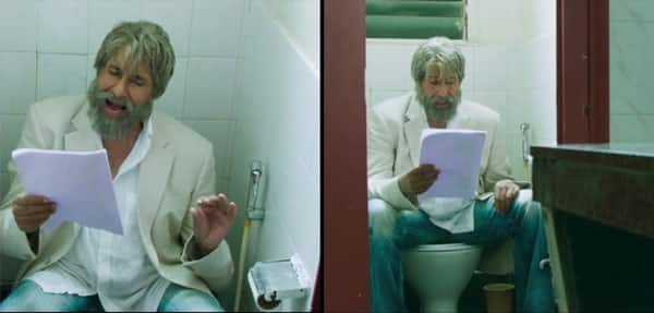 Amitabh Bachchan's Obsession With Poop