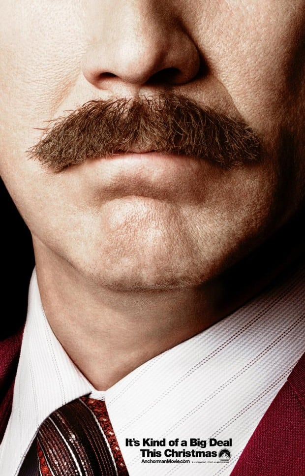 Anchorman 2's release preponed by two days