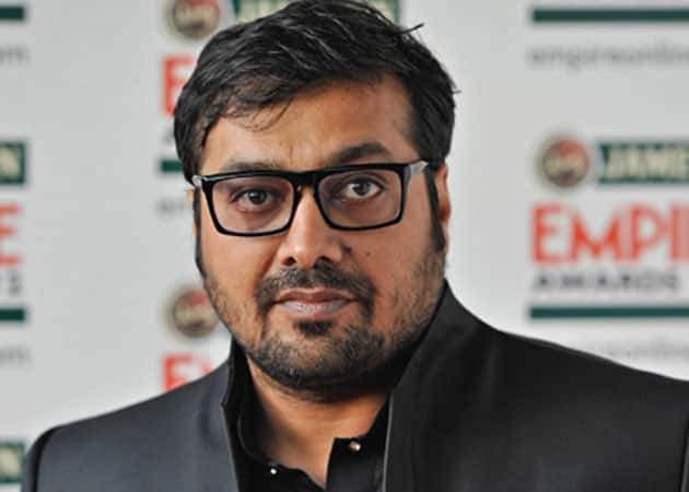 """I'll go watch Rajamouli's film first day"" - Anurag Kashyap on clash with Bombay Velvet"