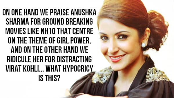 Awaaz Uthao : Here's Why Anushka Sharma Is Not to be Blamed For Team India's Loss