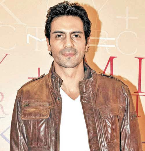 Arjun Rampal to act in a movie on Nanavati murder case