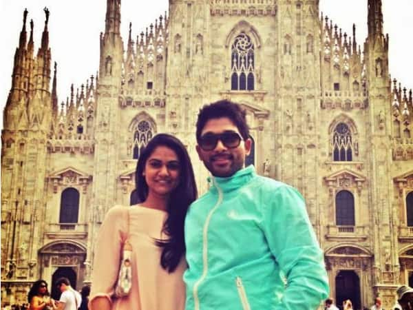 Allu Arjun plans holiday with family