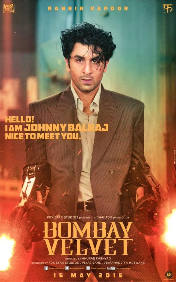 Revising Committee grants Bombay Velvet U/A certification, after Kashyap cuts and edits scenes