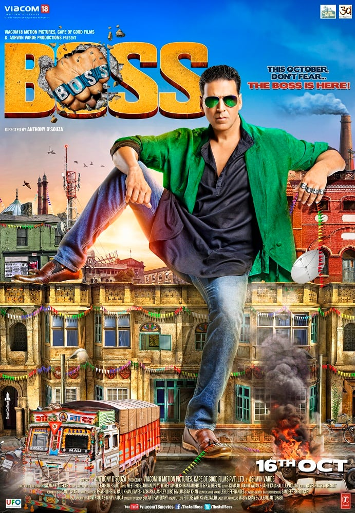 Akshay Kumar's Boss character to have a voiceover by Amitabh Bachchan