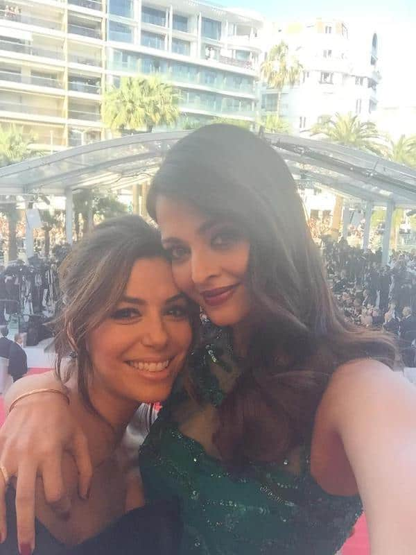 Eva Longoria and Aishwarya Rai's Selfie Is the Best Thing After Desperate Housewives